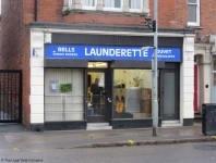 Bells laundrette, Northampton, Kettering road
