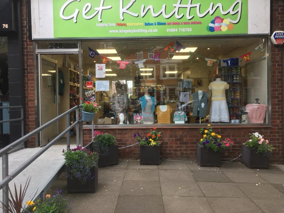 Get Knitting, Kingsley park terrace, Northampton