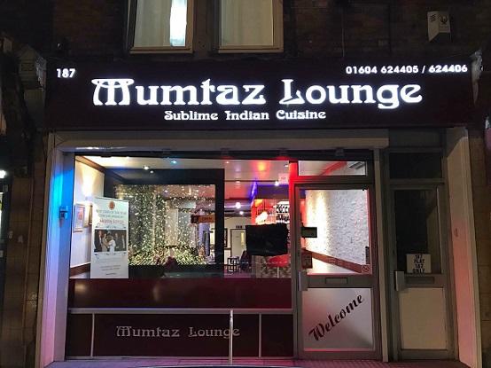 Mumtaz indian restaurant, Kettering road, Northampton, Northampton Indian Takeaway