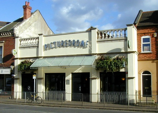 Picturedrome bar and cafe, Kettering road, Northampton