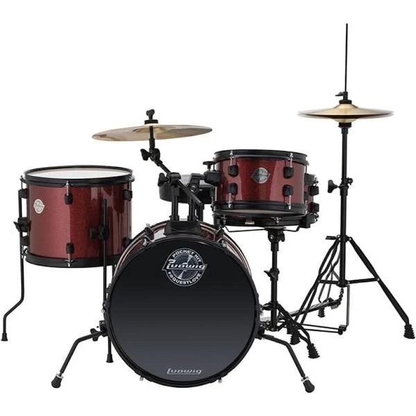 BW drum shop, Kettering road, Northampton, Drum kit
