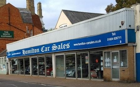 Hamilton used cars, Northampton