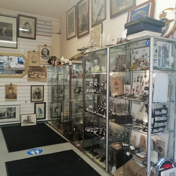 The Old Bakehouse Antique Centre, Northampton