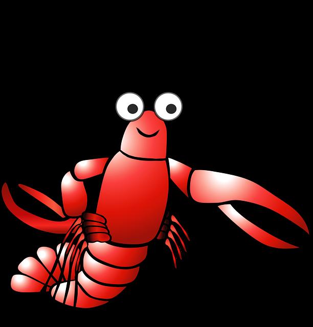 Zam Zam fishmonger, lobster, Kettering road, Northampton