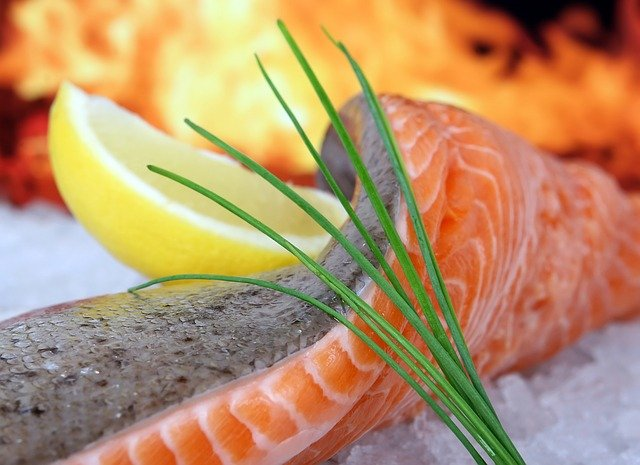 Zam Zam fishmonger, cod, salmon, trout,  Kettering road, Northampton